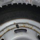 Комплект зимних колес 175/70 r13. Фото 2.