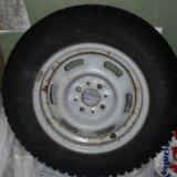 Комплект зимних колес 175/70 r13. Фото 4.
