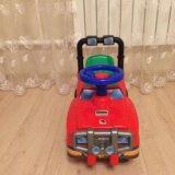 Детская машинка. Фото 2.