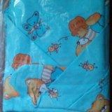 Детское постельное белье( запечатанное). Фото 1.