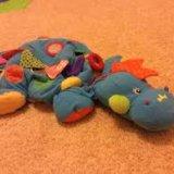 Детский сухой бассейн динозавр. Фото 3.