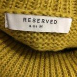 Свитер reserved. Фото 1.