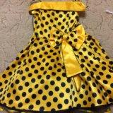 Платье на девочку. Фото 2. Брянск.