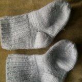 Носочки шерстяные для новорождённого. Фото 2. Набережные Челны.