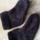 Носочки шерстяные для новорождённого. Фото 3. Набережные Челны.