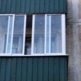 Остекление балконов. Фото 1.