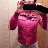 Натуральная кожанная куртка. Фото 3.