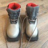 Лыжные ботинки. Фото 2.
