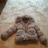 Куртка зимняя детская. Фото 1.