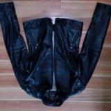 Натуральная кожаная куртка. Фото 3. Лыткарино.