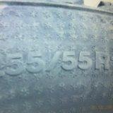 Комплект зимних шипованных  колёс. Фото 2.