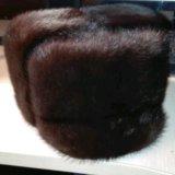Шапка норковая мужская. Фото 1. Новочеркасск.