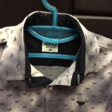 Рубашка для мальчика. Фото 2.