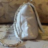 Белая сумка. Фото 3. Москва.
