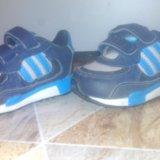 Детские кроссовки adidas zx 850. Фото 2.