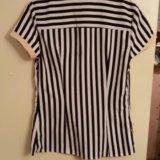 Рубашка с коротким рукавом. Фото 3. Москва.