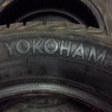 Зимняя нешипованная yokohama ig 30 185/65 r14. Фото 1.