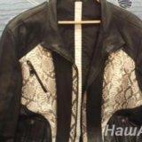 Кожаная куртка. Фото 4.