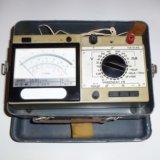 Мультиметр ц4353 в металлическом чемоданчике. Фото 1.