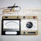 Мультиметр ц4353 в металлическом чемоданчике. Фото 3.