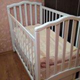 Детская кроватка. Фото 1. Ковров.