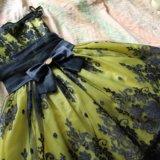 Вечернее платье, на выпускной, на свадьбу. Фото 1.