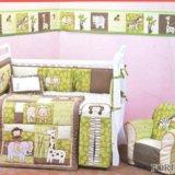 Новый!!! комплект для детской кровати. Фото 1. Москва.