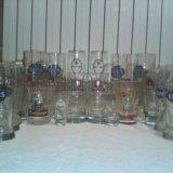 Бокалы и стаканы. Фото 1.