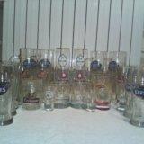 Бокалы и стаканы. Фото 2.