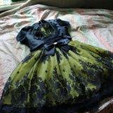 Вечернее платье, на выпускной, на свадьбу. Фото 4.