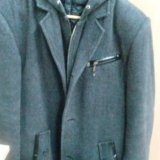 Мужское пальто. Фото 3.
