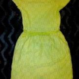 Платье на девочку, рост-134. Фото 1.