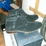 Ботинки зимние мужские t.bert 38 р-р. Фото 1.