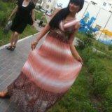 Платье и чёрная юбка одевала один раз. Фото 1. Москва.