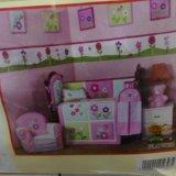 Новый!!! комплект для детской кровати. Фото 2.
