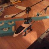 Вертолет на пульте управления. Фото 1.