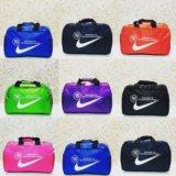 Спортивные сумки, новые. Фото 1. Тюмень.