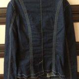 Джинсовая куртка. Фото 3. Староминская.