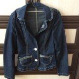 Джинсовая куртка. Фото 2. Староминская.