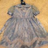 Детское платье. Фото 1.