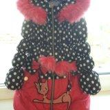Зимнее пальто-пуховик! нереально теплое. Фото 2. Саратов.