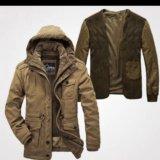 Куртка мужская зимняя. Фото 4.