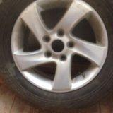 Продам колеса на зимней резине 195/65/15. Фото 1.