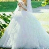 Свадебное платье. Фото 1. Сызрань.