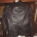 Продаю куртку,натуральная кожа. Фото 1. Нижний Новгород.
