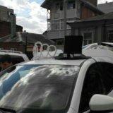 Украшения на свадебную машину. Фото 1.
