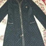 Пальто-куртка шанель. Фото 2.