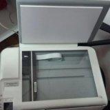 Принтер,сканер,копии!цветной,чёрный!новый!струйный. Фото 1.