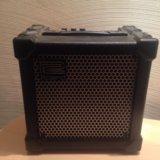 Электронная гитара yamaha+комбик cube 15. Фото 2.