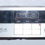 Стерео магнитофон-приставка касетный яуза мп-221с. Фото 4. Москва.